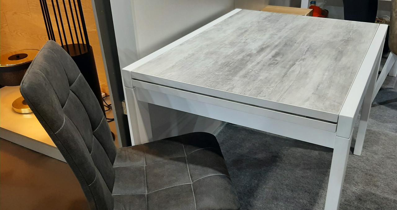 Кухонный стол трансформер Слайдер дерево + ДСП fn, цвет на выбор