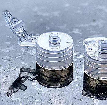 Кришка пластиковий ковпачок Фліп-Топ (Flip-Top) 01274
