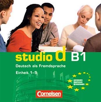 Studio d  B1/1 CD