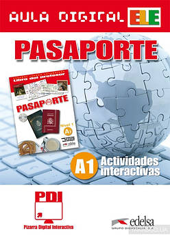 Pasaporte 1 (A1) Pizarra Digital Interactiva (resources for IWB)