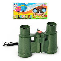 Бинокль WJL 7853 C1 (420шт) 11-7,5-3,5см, шнурок, в кульке, 15,5-14-3,5см