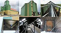 Зернохранилище элеваторного типа,от производителя