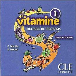 Vitamine 1 CD audio pour la classe