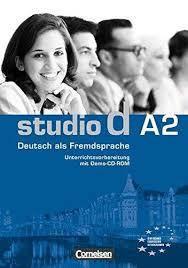 Studio d  A2 Unterrichtsvorbereitung (Print) mit Demo-CD-ROM