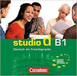 Studio d  B1 (1-12) CD