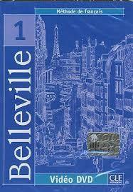 Belleville 1 Video DVD