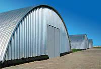 Зернохранилище ангарного типа, от производителя
