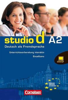 Studio d  A2 Digitaler stoffverteilungsplaner auf CD-ROM