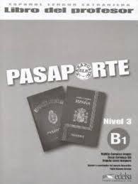 Pasaporte 3 (B1) Libro del profesor