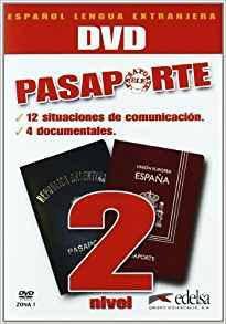 Pasaporte 2 (A2) DVD Zona 1