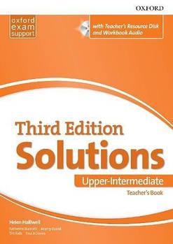 Solutions 3rd Edition Upper-Intermediate Essentials teacher's Book & Resource Disc Pack
