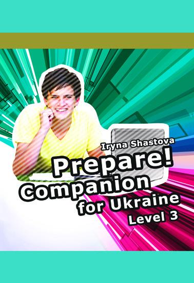 Cambridge English Prepare! Level 3 Companion for Ukraine