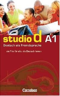 Studio d  A1 Ubungsbooklet zum  Video 10er-Pack
