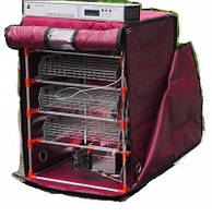 Інкубатор Zoom 180 автомат.(12V) з зволожувачем, лотками перевороту яєць Standart 45