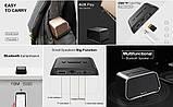 Портативная Bluetooth колонка Baseus E02 Encok gold, фото 4