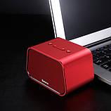 Портативная Bluetooth колонка Baseus E02 Encok gold, фото 7