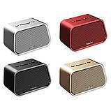 Портативная Bluetooth колонка Baseus E02 Encok gold, фото 8