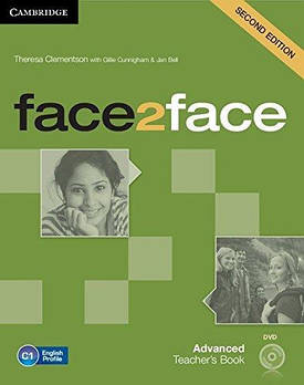 Face2face 2nd Edition Advanced Teacher's Book with DVD