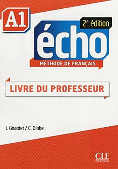Echo 2e édition A1 Guide pédagogique