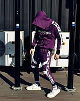 Спортивный костюм Palm Angels Espo фиолетовый