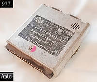Электронный блок управления (ЭБУ) Audi 100 200 2.2i 83-88г.