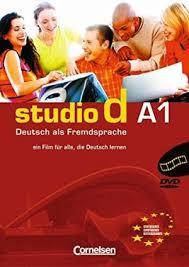 Studio d  A1 Video-DVD mit Ubungsbooklet