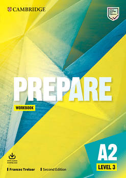 Cambridge English Prepare! 2nd Edition Level 3 Workbook with Downloadable Audio