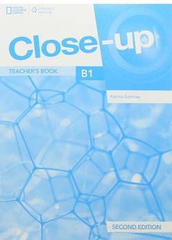 Close-Up 2nd Edition B1+ teacher's Book with Online Teacher Zone + IWB