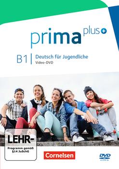Prima plus B1 Video-DVD mit Übungen