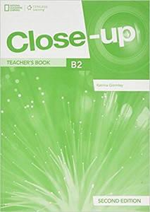 Close-Up 2nd Edition B2 teacher's Book with Online Teacher Zone + AUDIO+VIDEO