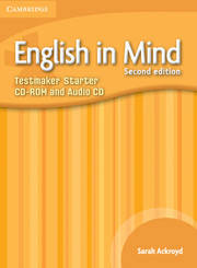 English in Mind 2nd Edition Starter Testmaker Audio CD/CD-ROM