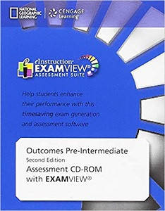Outcomes 2nd Edition Pre-Intermediate ExamView (Assessment CD-ROM)