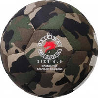 Мяч футбольный MONTA FreeStyler (006) зеленый, размер 4,5