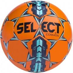 М'яч футбольний SELECT Cosmos Extra Everflex, (312) оранж/сін/голуб розмір 4