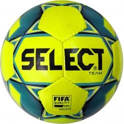 М'яч футбольний SELECT Team FIFA (016) жовтий/сін, розмір 5