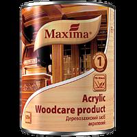 Водорастворимое деревозащитное средство с УФ-фильтром Maxima