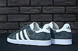 Мужские кроссовки Adidas Gazelle, мужские кроссовки адидас газели, чоловічі кросівки Adidas Gazelle, фото 7