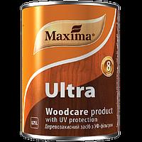 Деревозащитное средство с УФ-фильтром Ultra Woodcare