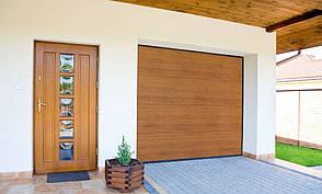 Гаражные ворота (секционные)2625*2375 Алютех серии TREND.С монтажом до 30.04.2020, фото 2