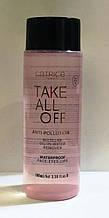 Средство для снятия макияжа Take All Off – Anti-Pollution Micellar Oil-in-Water Remover