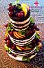 "Свадебный   торт  ""Naked cake"""