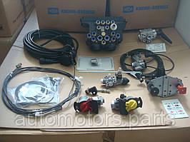 Электронная тормозная система TEBS для прицепов, Knorr-Bremse
