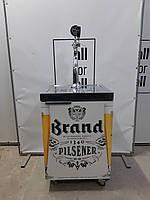 Охолоджувач пива.  Ролл бар HeinekenGreen