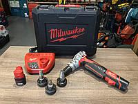 Milwaukee C12PXP-I1022C / акумуляторний розширювач для труб