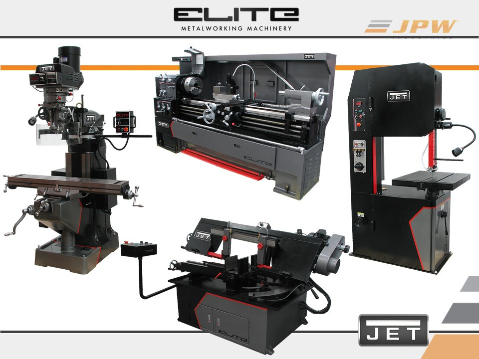 Профессиональные станки JET