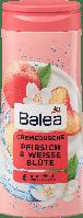 Крем-гель для душа Balea Pfrsich & white flower 300 мл.