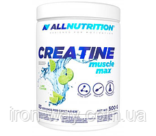 AllNutrition Creatine Muscle Max 500 g Яблуко