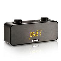 Колонка Bluetooth Jonter M39 с часами