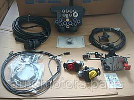 Электронная тормозная система TEBS для рессорных прицепов, Knorr-Bremse