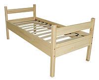 Ліжко дитяче з натуральной деревини